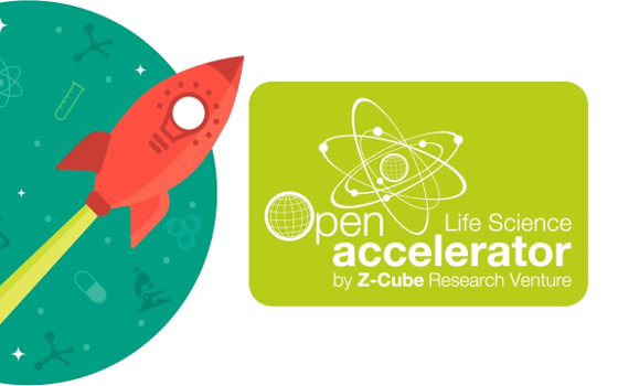 The made-in-Italy fast-track acceleration program dedicated to projects in life science
